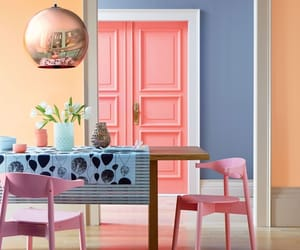 dining room, home decor, and home ideas image