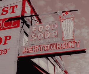 vintage, retro, and food image