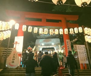 enoshima, a shrine, and shoto image