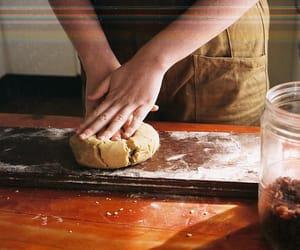 vintage, baking, and kitchen image