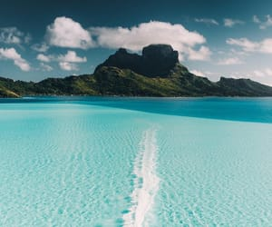 ocean, sea, and travel image