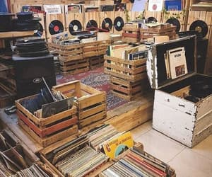 music and vinyl image