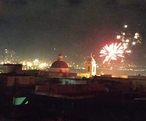 fireworks, light, and view image