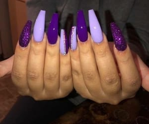 claws, mani, and nails image