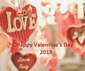 valentines day, happy valentines day, and valentines day 2019 image