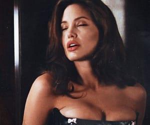 Angelina Jolie, beautiful, and Hot image