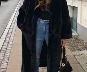 black, faux, and street image