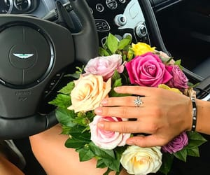 Bentley, manicure, and car image