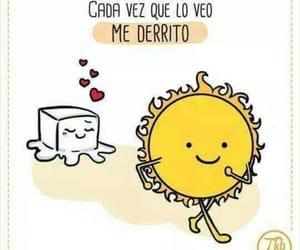 amor, sol, and dibujitos image
