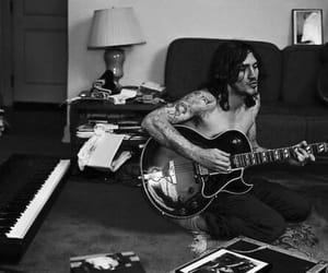90's, black, and John Frusciante image