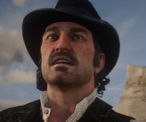 gaming, red dead redemption 2, and red dead redemption image