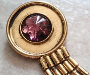 costume jewelry, ben amun, and etsy image