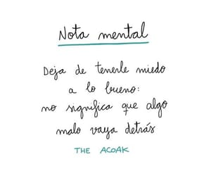 sentir, frases, and nota mental image