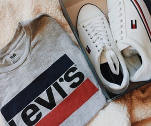 brands, casual, and levi's image