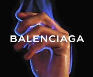 Balenciaga and unfiltered image