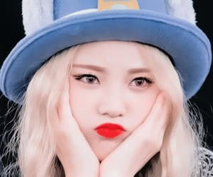 icon, kpop, and loona psd image