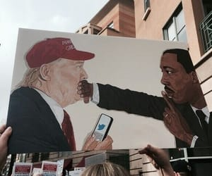 trump, art, and obama image