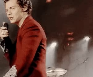 gif, Harry Styles, and live on tour image