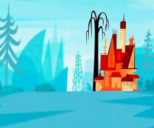 wallpaper, cartoonnetwork, and foster's home image
