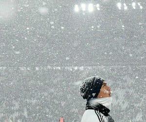 Juventus and winter image