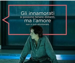 italian quotes, ♡, and five feet apart image