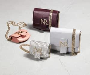 bags, Nina Ricci, and purses image