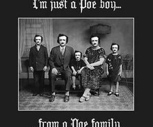 Edgar Allen Poe, parody, and Queen image