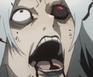 twitter header, tokyo ghoul, and ken kaneki image