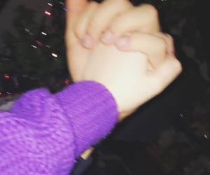 and, couple, and purple image
