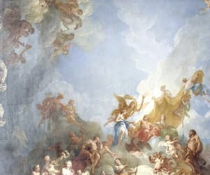 art, painting, and angel image