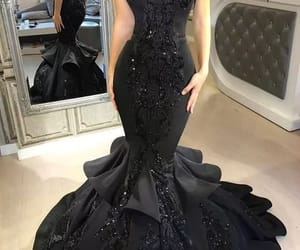 ball, black, and jewels image