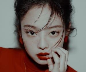 kpop, edits, and jennie image