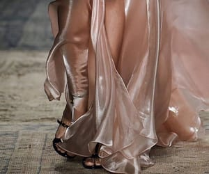 aesthetic, dress, and tan image