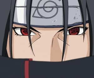 naruto, itachi, and anime image
