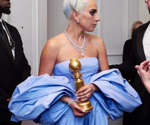 golden globes, Lady gaga, and shallow image