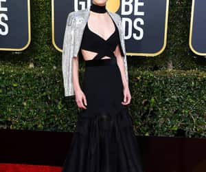 fashion, golden globes, and 2019 image