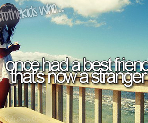 stranger and friends image