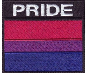bisexual, flag, and editing image