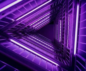 purple, aesthetic, and wallpaper image