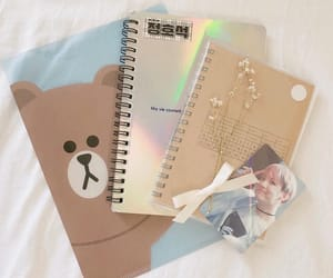 book, kpop, and bts image