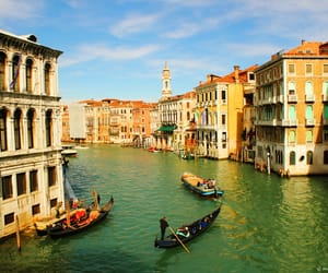 travel, water, and italy image