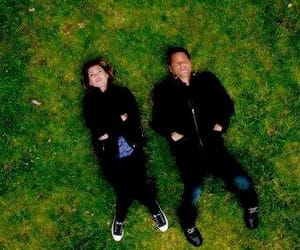 actors, grass, and meredith grey image