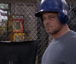 actor, baseball, and funny image