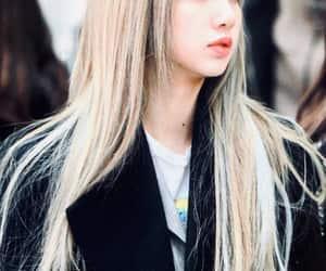 lisa, blackpink, and manoban image