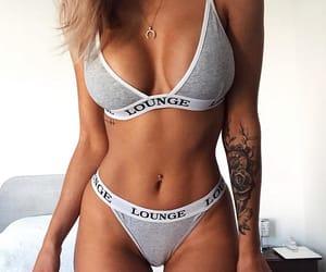grey and underwear image