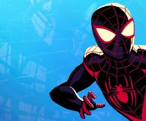 Marvel, spider man, and superhero image
