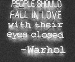 people, warhol, and quote image