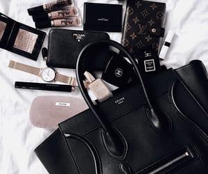 celine, cosmetics, and Louis Vuitton image