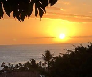 hawaii, sunset, and kailua image