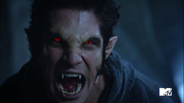 Image result for scott as a werewolf